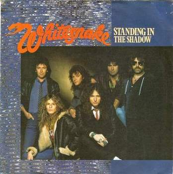 WHITESNAKE - STANDING IN THE SHADOW - LIBERTY