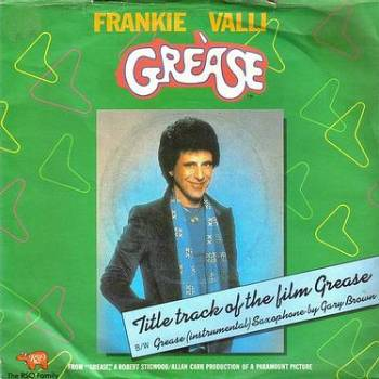 FRANKIE VALLI - GREASE - RSO
