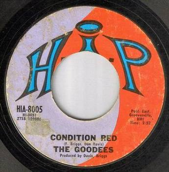GOODEES - CONDITION RED - HIP
