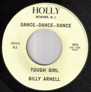 BILLY ARNELL - TOUGH GIRL - HOLLY