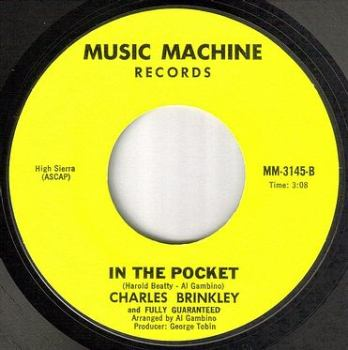 CHARLES BRINKLEY - IN THE POCKET - MUSIC MACHINE
