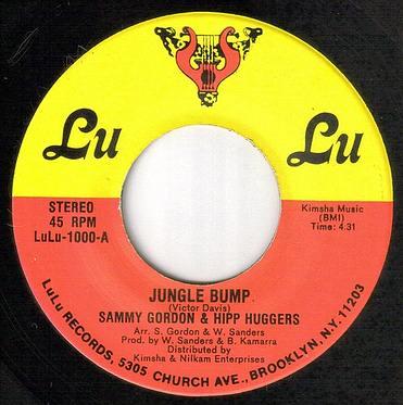 SAMMY GORDON - JUNGLE BUMP - LU LU