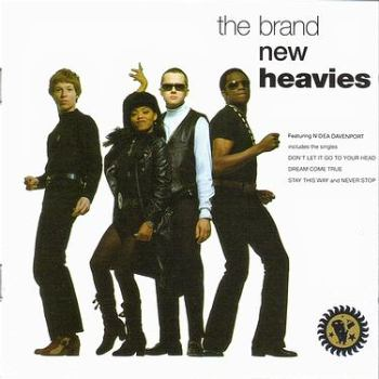 BRAND NEW HEAVIES - BRAND NEW HEAVIES - ACID JAZZ