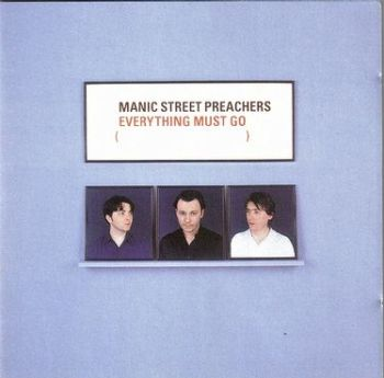 MANIC STREET PREACHERS - EVERYTHING MUST GO - EPIC