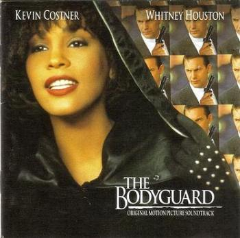 THE BODYGUARD - ORIGINAL SOUNDTRACK ALBUM - ARISTA