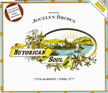 JOCELYN BROWN - IT'S ALRIGHT, I FEEL IT - TALKIN LOUD