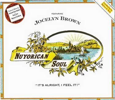 JOCELYN BROWN - IT'S ALRIGHT, I FEEL IT - TALKIN LOUD
