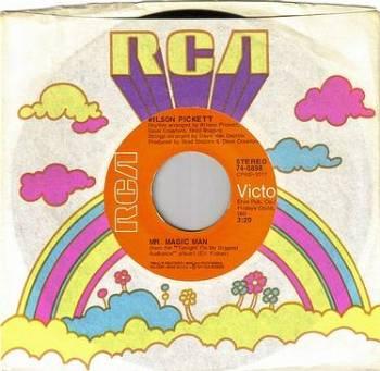 WILSON PICKETT - MR. MAGIC MAN - RCA