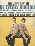 EVERLY BROTHERS - VERY BEST OF - UK WB LP