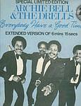 """ARCHIE BELL & DRELLS - EVERYBODY HAVE A GOOD TIME - PIR 12"""""""