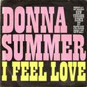 DONNA SUMMER - I FEEL LOVE - CASABLANCA