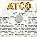 TYRONE McCOLLUM - I DON'T WANT TO CRY - ATCO DJ