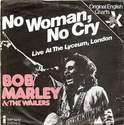 BOB MARLEY - NO WOMAN, NO CRY - ISLAND