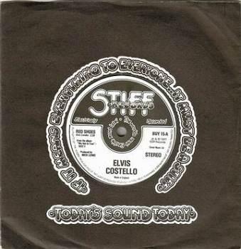 ELVIS COSTELLO - RED SHOES - STIFF