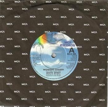 WHITE SPIRIT - MIDNIGHT CHASER - MCA / NEAT RECORDS