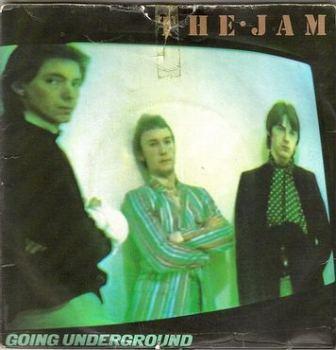 JAM - GOING UNDERGROUND - POLYDOR