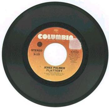 JEREE PALMER - FLATTERY - COLUMBIA