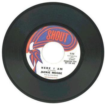 JACKIE MOORE - Here I Am - SHOUT dj