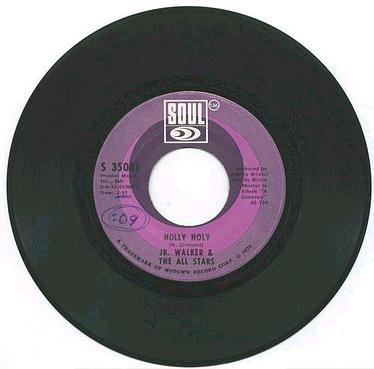 JR.WALKER - Holly Holy - SOUL