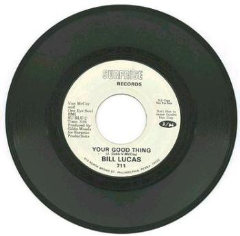 BILL LUCAS - Your Good Thing - SURPRISE dj