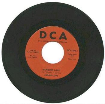 JANICE LOVE - Forever Love - DCA