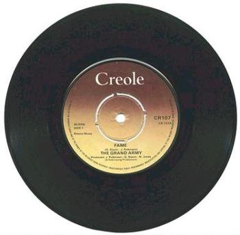 GRAND ARMY - FAME - CREOLE