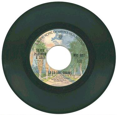 SILVER,PLATINUM & GOLD - La-La-Love Chains - WB