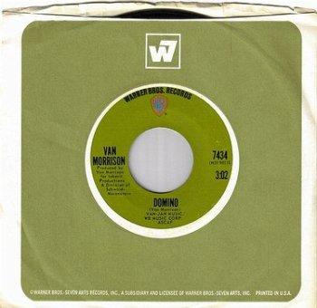 VAN MORRISON - DOMINO - WB