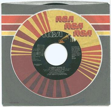 ENCHANTMENT - I Can't Fake It - RCA