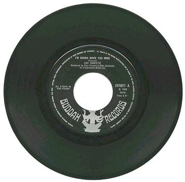 LOU CHRISTIE - I'm Gonna Make You Mine-UK Buddah