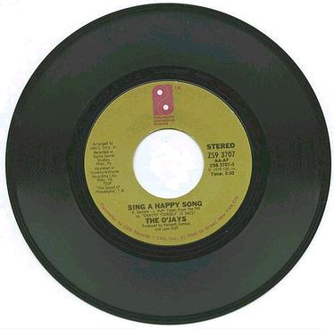 O'JAYS - Sing A Happy Song - PIR