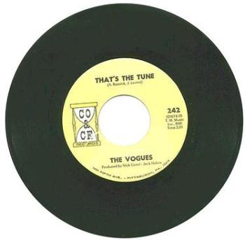 VOGUES - Thats's The Tune - CO & CE