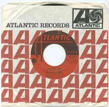 WILSON PICKETT - Jealous Love - ATLANTIC