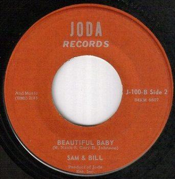 SAM & BILL - BEAUTIFUL BABY - JODA