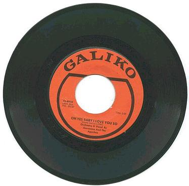 GERONIMO & APACHES - Oh Yes Baby I Love You So