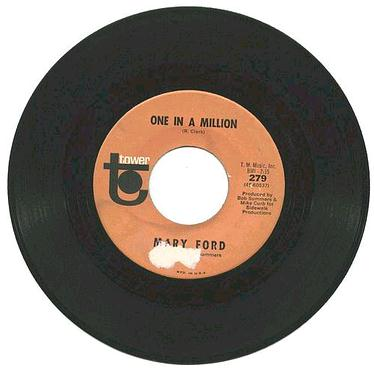MARY FORD - One In A Million - TOWER