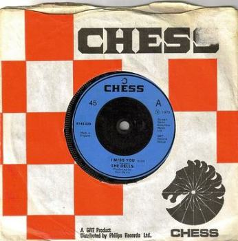 DELLS - I MISS YOU - CHESS