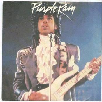 PRINCE - Purple Rain - WB