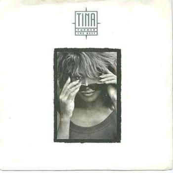 TINA TURNER - The Best - CAPITOL P/S