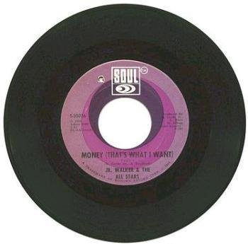 JR.WALKER - Money (That's What I Want) - SOUL
