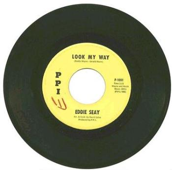 EDDIE SEAY - Look My Way - PPI