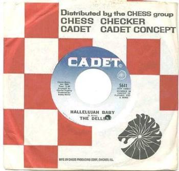 DELLS - Hallelujah Baby - CADET
