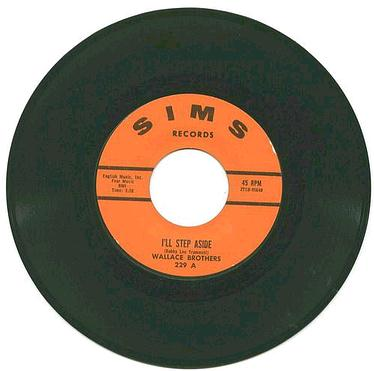 WALLACE BROTHERS - I'll Step Aside - SIMS