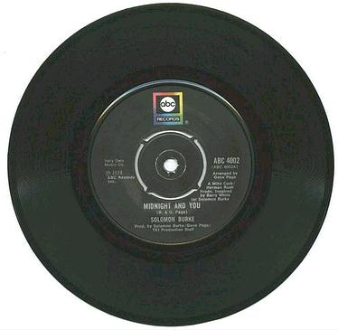 SOLOMON BURKE - Midnight And You - UK ABC