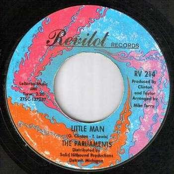 PARLIAMENTS - LITTLE MAN - REVILOT