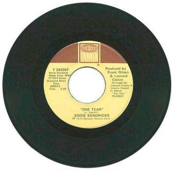 EDDIE KENDRICKS - One Tear - TAMLA