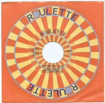 TOMMY JAMES - DO SOMETHING TO ME - ROULETTE