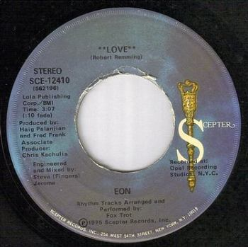 EON - LOVE - SCEPTER