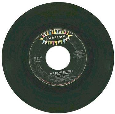 BETTY HARRIS - It's Dark Outside - JUBILEE
