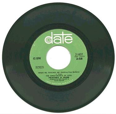 PEACHES & HERB - When He Touches Me - DATE